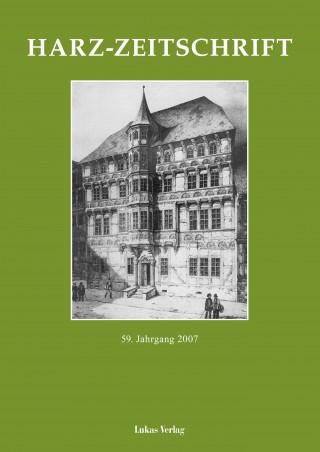 Harz-Zeitschrift 2007