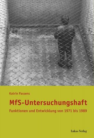 MfS-Untersuchungshaft