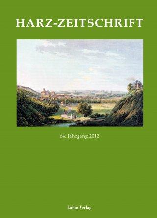 Harz-Zeitschrift 2012