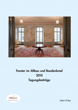 Fenster im Altbau und Baudenkmal 2010