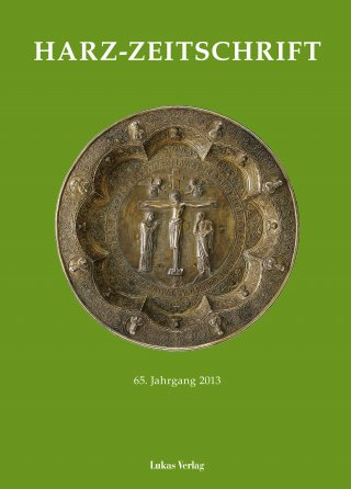 Harz-Zeitschrift 2013
