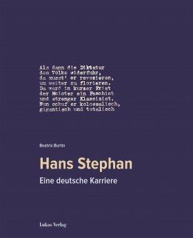 Hans Stephan