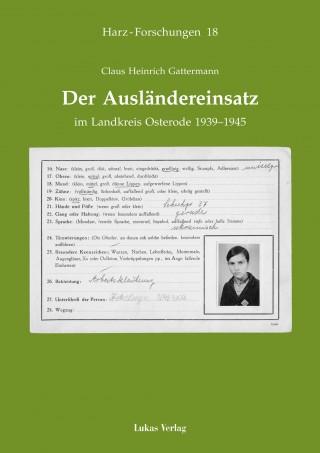 Der Ausländereinsatz im Landkreis Osterode 1939-1945