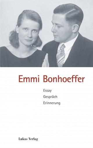 Emmi Bonhoeffer
