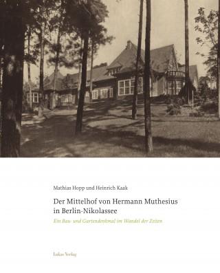 Der Mittelhof von Hermann Muthesius in Berlin-Nikolassee