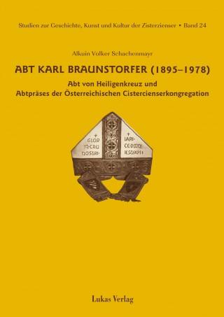Abt Karl Braunstorfer (1895-1978)