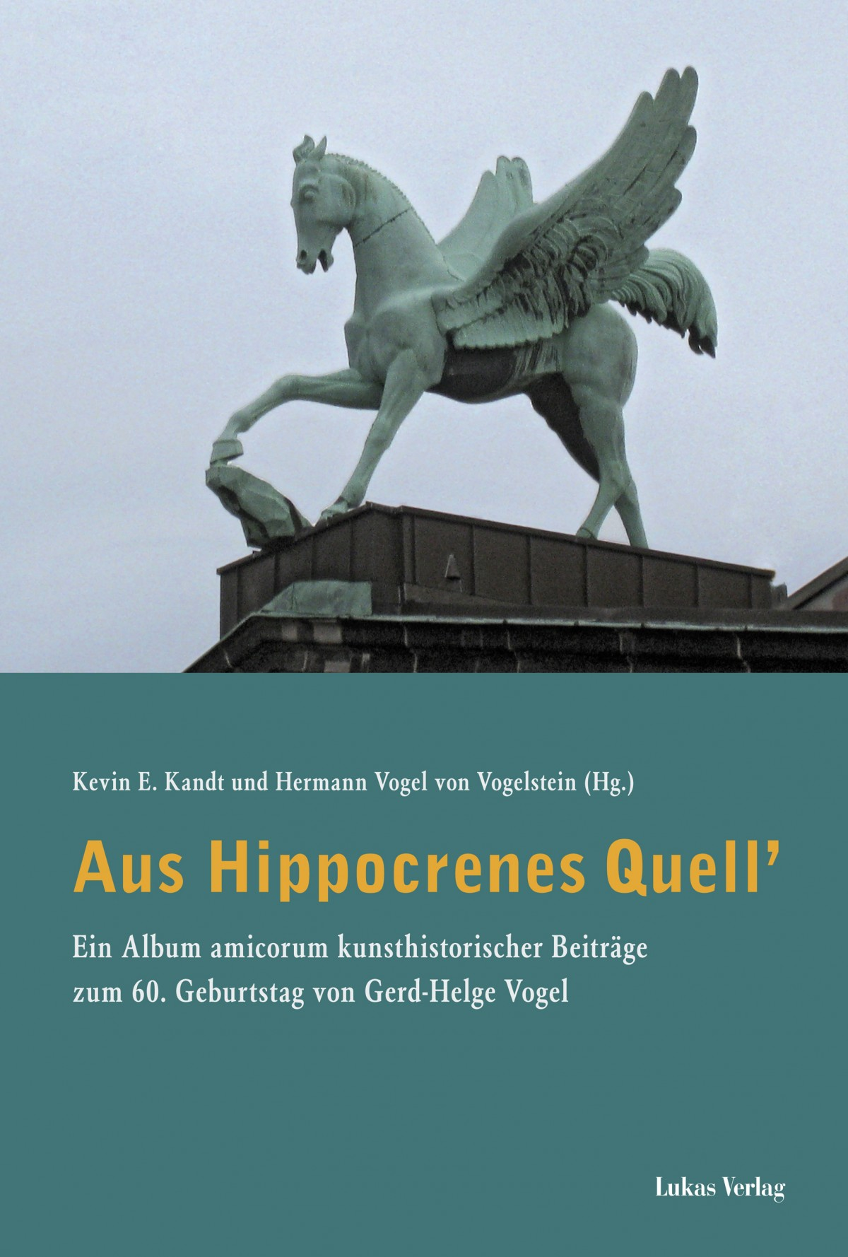 Aus Hippocrenes Quell