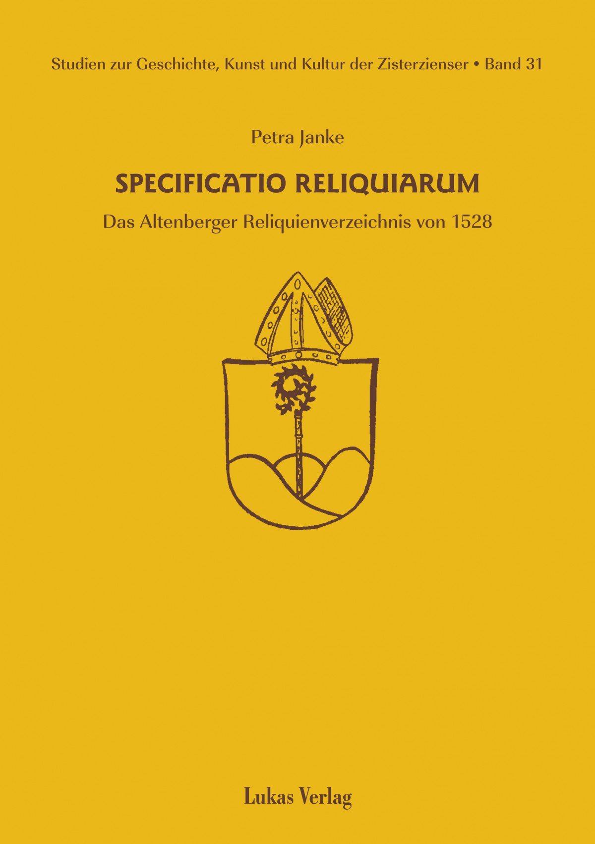 Specificatio Reliquiarum