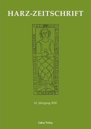 Harz-Zeitschrift 2010