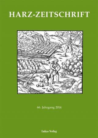 Harz-Zeitschrift 2014