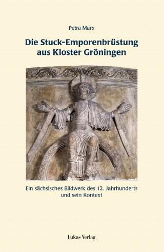 Die Stuck-Emporenbrüstung aus Kloster Gröningen