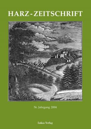 Harz-Zeitschrift 2004