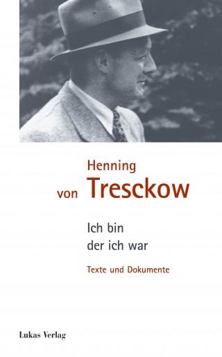 Henning von Tresckow